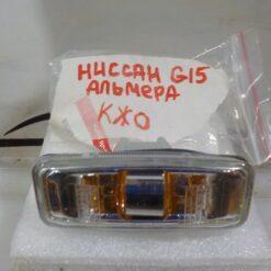 Повторитель поворота в крыло Nissan Almera (G15) 2013>  26160EW00A 1