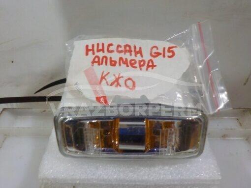Повторитель поворота в крыло Nissan Almera (G15) 2013>  26160EW00A