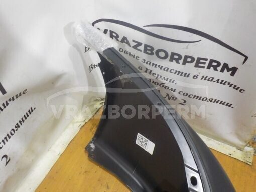 Бампер передний Chevrolet Lanos 2004-2010  96226164