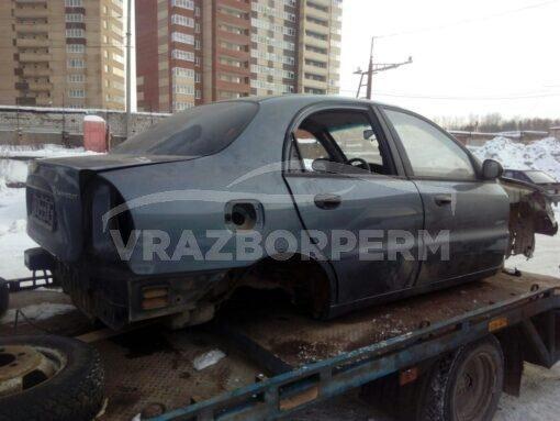 Chevrolet Lanos 1,5 8кл. A15SMS  2шт
