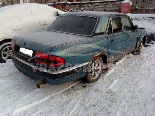 ГАЗ-31105 Волга 2005г. дв. 406 2.3 куб.м.