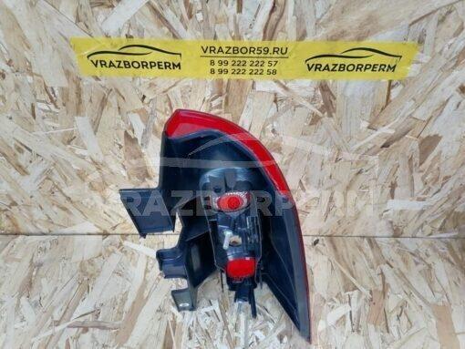 Фонарь задний левый VAZ Lada Largus 2011-2020  6001549107, 8200864612