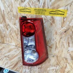 Фонарь задний правый VAZ Lada Largus 2011-2020 6001549106, 8200864610 2