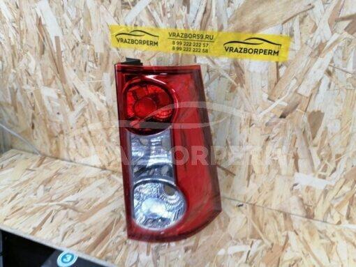 Фонарь задний правый VAZ Lada Largus 2011-2020  6001549106, 8200864610