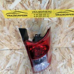 Фонарь задний правый VAZ Lada Largus 2011-2020 6001549106, 8200864610 3