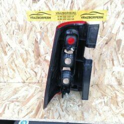 Фонарь задний правый VAZ Lada Largus 2011-2020 6001549106, 8200864610 4