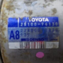 Стартер Toyota Camry V10 1991-1996  2810074130, 2810074140 б/у 5