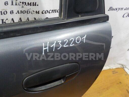 Дверь задняя левая Chevrolet Lanos 2004-2010  96303928 б/у