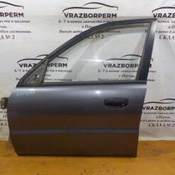 Дверь передняя левая Chevrolet Lanos 2004-2010  96303836 б/у