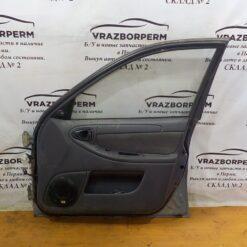 Дверь передняя правая Chevrolet Lanos 2004-2010 96303837 б/у 1