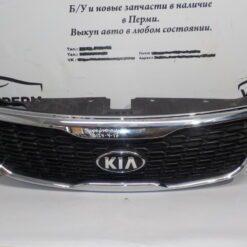 Решетка радиатора Kia Sorento 2009>  863502P500 б/у