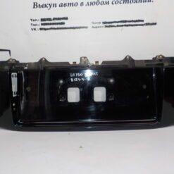 Накладка двери багажника Toyota Land Cruiser (150)-Prado 2009>  7681160190,7681160200 б/у