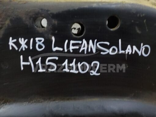 Подрамник передний Lifan Solano 2010-2016  BAC2901100