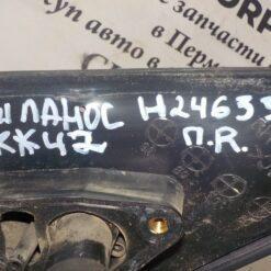 Зеркало правое наруж. Chevrolet Lanos 2004-2010  96227724 5
