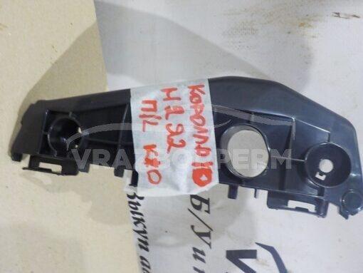 Кронштейн бампера переднего левый Toyota Corolla E15 2006-2013  5211602170, 5211612420, 5211602180, 5211602190