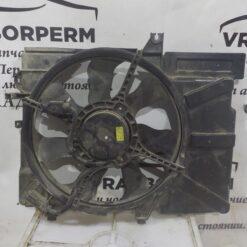 Вентилятор радиатора Hyundai Getz 2002-2010  253801C250, 253801C260 б/у