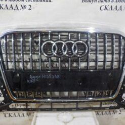 Решетка радиатора Audi Q5 [8R] 2008-2017  8R0853651ST94 б/у