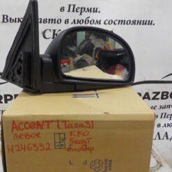Зеркало правое Hyundai Accent II (+ТАГАЗ) 2000-2012  8762025790CA, 8762025620