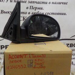 Зеркало правое Hyundai Accent II (+ТАГАЗ) 2000-2012  8762025790CA, 8762025620 1