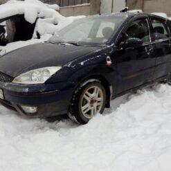 Ford Focus 1 х/б 2002г. дв. 1.8 FFDA дизель 100 л.с. МКПП