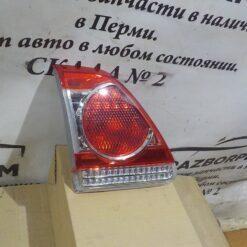 Фонарь задний левый внутренний (в крышку) Toyota Corolla E15 2006-2013 8159112150 1