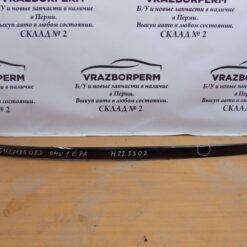Накладка бампера (молдинг) задн. BMW 1-серия E87/E81 2004-2011  51127186089