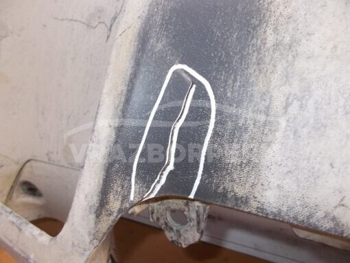 Спойлер бампера (юбка) передн. Porsche Cayenne 2010-2017 7P5807061 95850506100