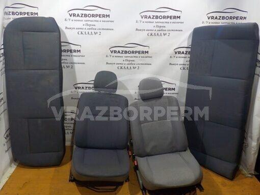 Сиденье переднее правое Renault Logan 2005-2014  88002222222