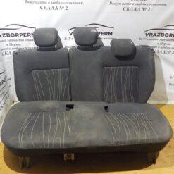 Сиденье заднее Opel Corsa D 2006-2015  95326532