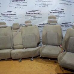 Сиденья (к-кт) Nissan X-Trail (T30) 2001-2006  8212335621