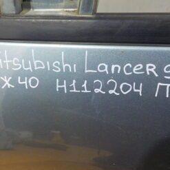 Дверь передняя левая Mitsubishi Lancer (CS/Classic) 2003-2008  5700A167 8