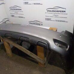Бампер задний Nissan Patrol (Y62) 2010>   850221LB0H