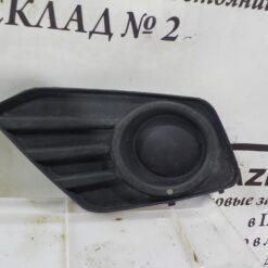Решетка бампера переднего левая (без ПТФ) UAZ Patriot 2003>  316382803024