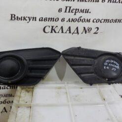 Решетка бампера переднего правая (без ПТФ) лев. UAZ Patriot 2003>  316382803024