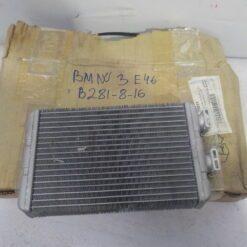 Радиатор отопителя (печка) BMW 3-серия E46 1998-2005  8fh351311321