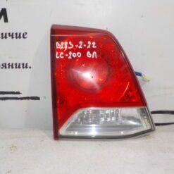 Фонарь задний левый внутренний (в крышку) Toyota Land Cruiser (200) 2008>  8159160310
