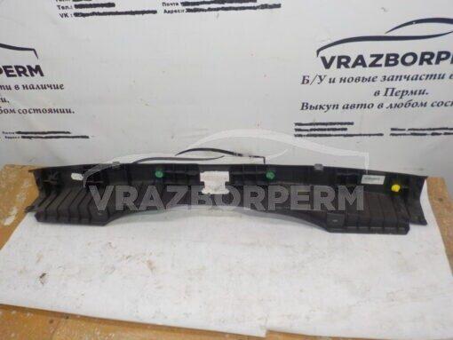 Обшивка багажника задняя (задней панели) центр. Honda CR-V 2012>  84640t0aa01020