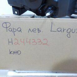 Фара левая перед. VAZ Lada Largus 2011>  8200744753 3