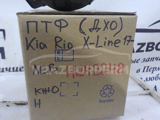Фара противотуманная левая (ПТФ) перед. Kia RIO 2017>  92207H0200