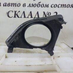Решетка бампера переднего правая (под ПТФ) Toyota Corolla E15 2006-2013 8148112090 1