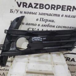 Решетка бампера переднего левая (под ПТФ) Toyota Corolla E18 2013>  8148202620 1