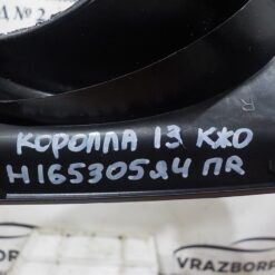 Решетка бампера переднего правая (под ПТФ) Toyota Corolla E18 2013>  8148102400 2
