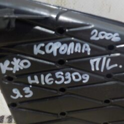 Решетка бампера переднего левая (без ПТФ) Toyota Corolla E15 2006-2013 8148212060 2