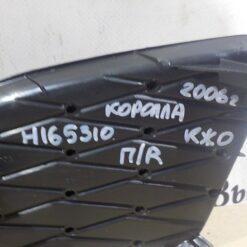 Решетка бампера переднего правая (без ПТФ) Toyota Corolla E15 2006-2013 8148112080 2