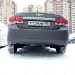 Chevrolet Cruze J300 седан 2011г. F16D3 МКПП без кондиционера 1