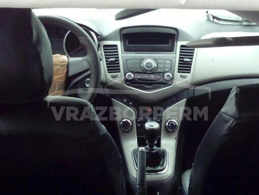 Chevrolet Cruze J300 седан 2011г. F16D3 МКПП без кондиционера