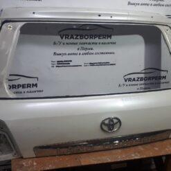 Дверь багажника верхняя зад. Toyota Land Cruiser (200) 2008>  6700560E50.7680160120 1
