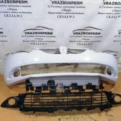 Бампер передний Renault Logan II 2014> REN07CL093 620227531R, 620222601R, 620227557R