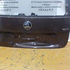 Дверь багажника Skoda Yeti 2009>  5L6827025G, 5L6827025H 4