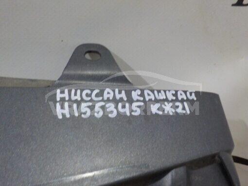 Решетка радиатора перед. центр. Nissan Qashqai (J10) 2006-2014  62313BR00A, 62310JD00B